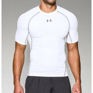 UNDER ARMOUR HEATGEAR ARMOUR COMPRESSION SHIRT - M